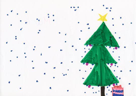 Weihnachtskarten 2020